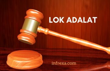 First Ever online Lok Adalat