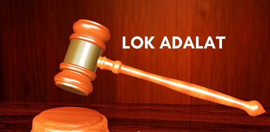 First Ever online Lok Adalat